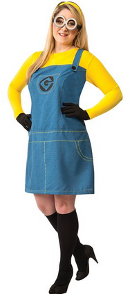 Female Minion costumes