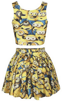Minion costume women