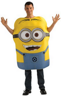 Minion Costumes for couples
