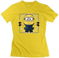 Women Minion costume shop